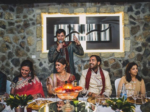 La boda de Punit y Eva en Guargacho, Santa Cruz de Tenerife 64