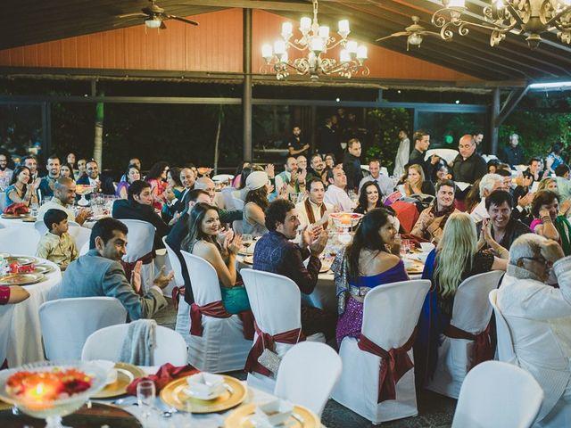 La boda de Punit y Eva en Guargacho, Santa Cruz de Tenerife 66