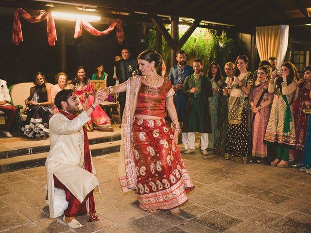 La boda de Punit y Eva en Guargacho, Santa Cruz de Tenerife 68