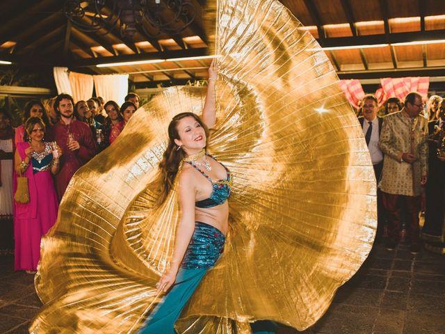 La boda de Punit y Eva en Guargacho, Santa Cruz de Tenerife 69