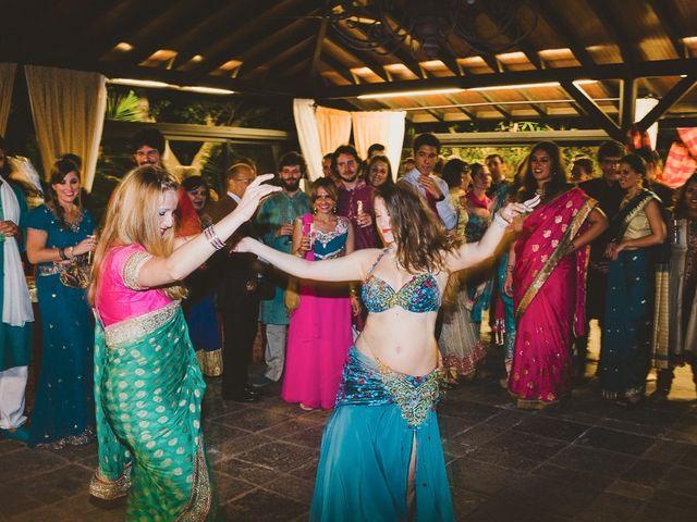 La boda de Punit y Eva en Guargacho, Santa Cruz de Tenerife 72