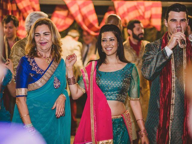 La boda de Punit y Eva en Guargacho, Santa Cruz de Tenerife 79