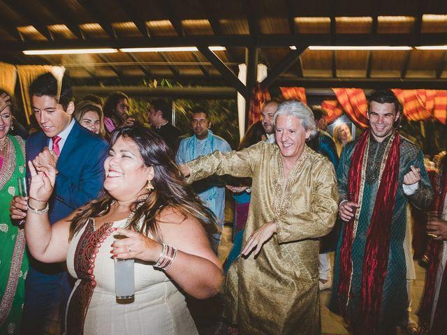 La boda de Punit y Eva en Guargacho, Santa Cruz de Tenerife 81