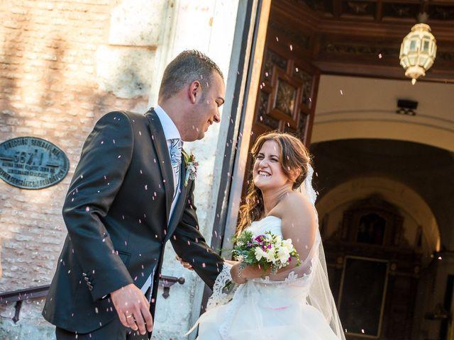 La boda de Iván y Sandra en Torrejón De Ardoz, Madrid 1
