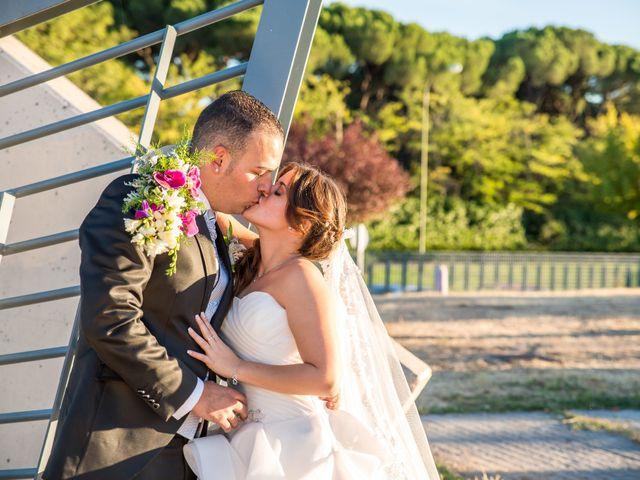 La boda de Iván y Sandra en Torrejón De Ardoz, Madrid 10
