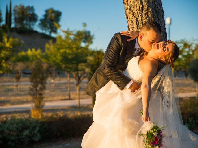 La boda de Iván y Sandra en Torrejón De Ardoz, Madrid 13