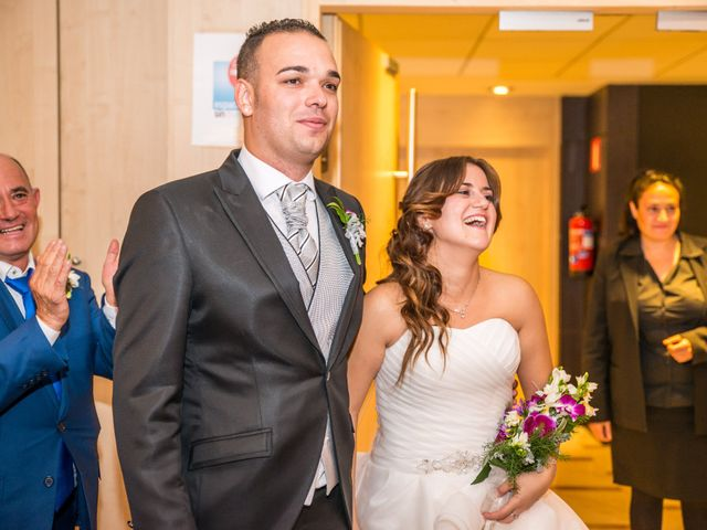 La boda de Iván y Sandra en Torrejón De Ardoz, Madrid 20
