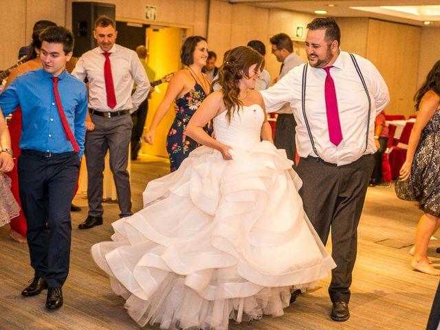 La boda de Iván y Sandra en Torrejón De Ardoz, Madrid 2