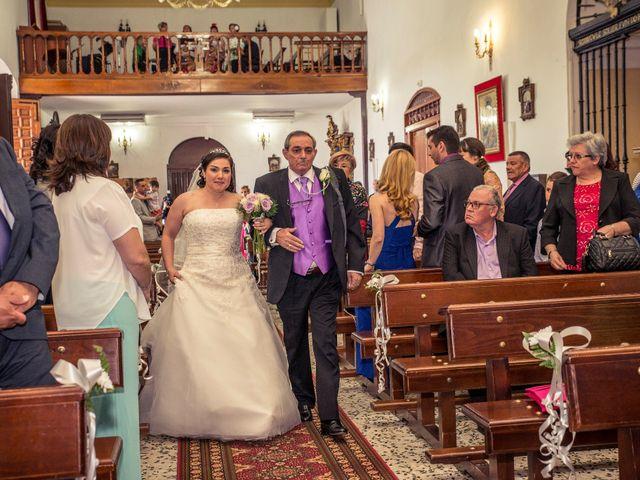 La boda de David y Laura en Illescas, Toledo 18