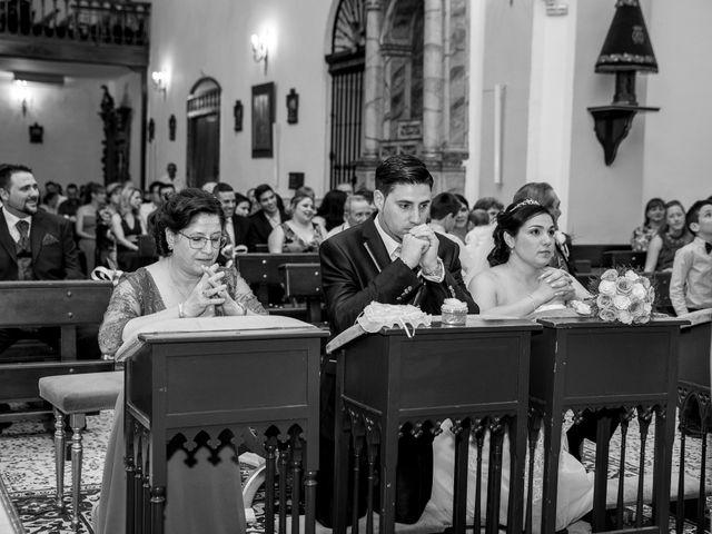 La boda de David y Laura en Illescas, Toledo 20
