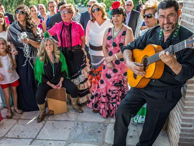 La boda de David y Laura en Illescas, Toledo 21
