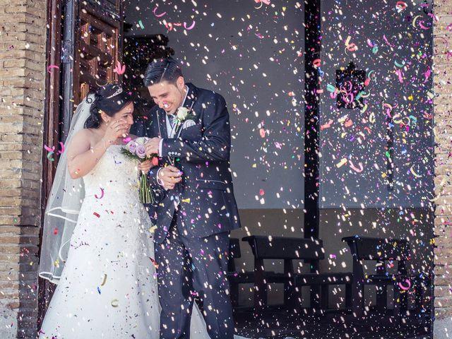 La boda de David y Laura en Illescas, Toledo 22