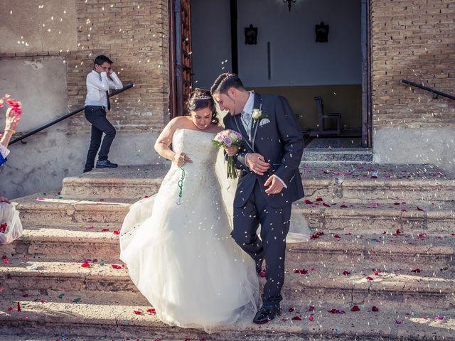 La boda de David y Laura en Illescas, Toledo 23