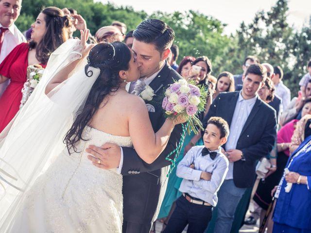 La boda de David y Laura en Illescas, Toledo 24