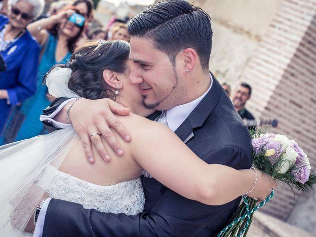 La boda de David y Laura en Illescas, Toledo 25
