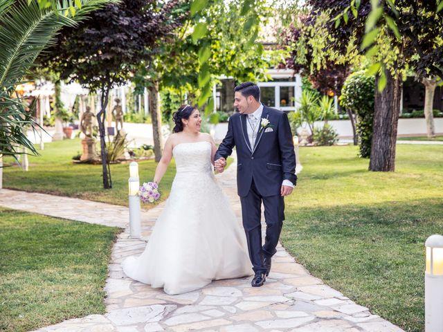 La boda de David y Laura en Illescas, Toledo 26