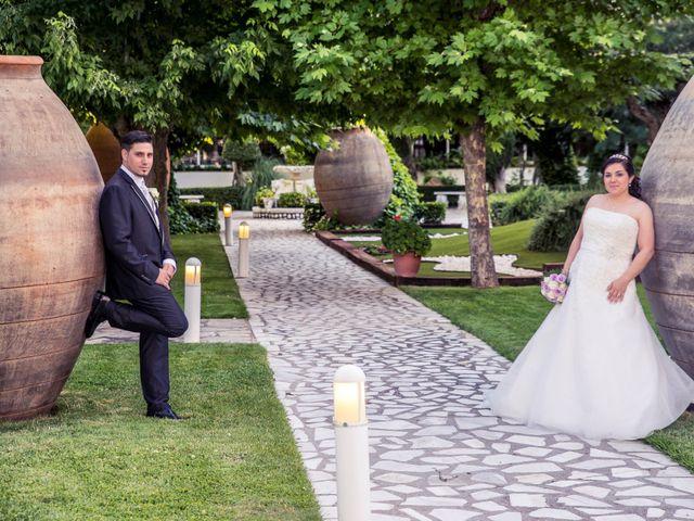 La boda de David y Laura en Illescas, Toledo 27
