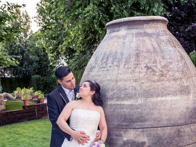 La boda de David y Laura en Illescas, Toledo 29