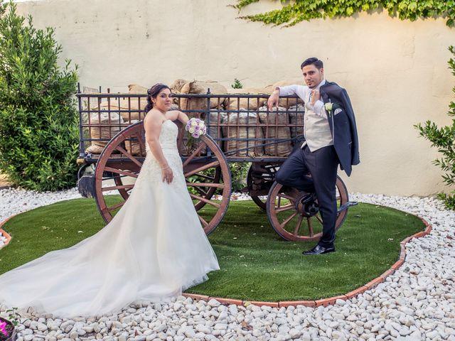 La boda de David y Laura en Illescas, Toledo 30