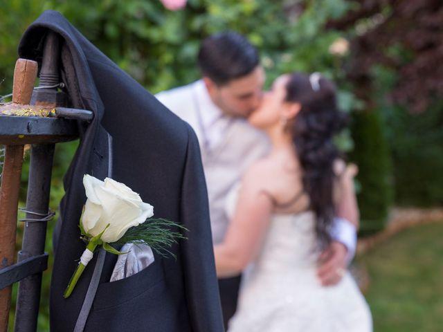 La boda de David y Laura en Illescas, Toledo 32