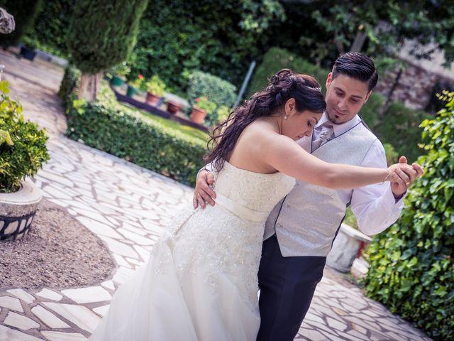 La boda de David y Laura en Illescas, Toledo 33