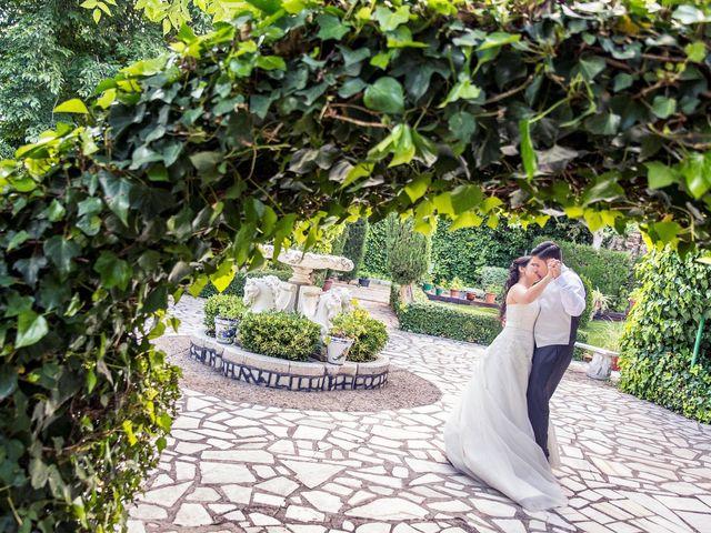 La boda de David y Laura en Illescas, Toledo 34