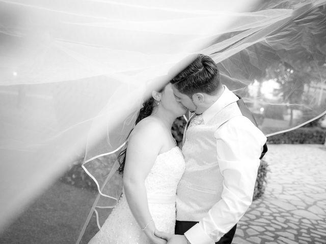 La boda de David y Laura en Illescas, Toledo 35