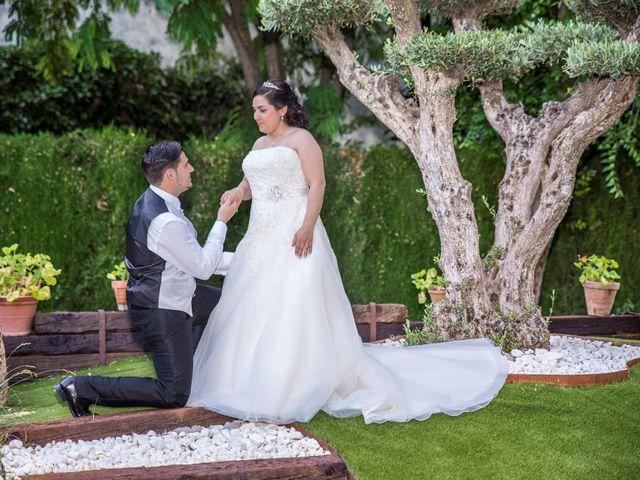 La boda de David y Laura en Illescas, Toledo 36