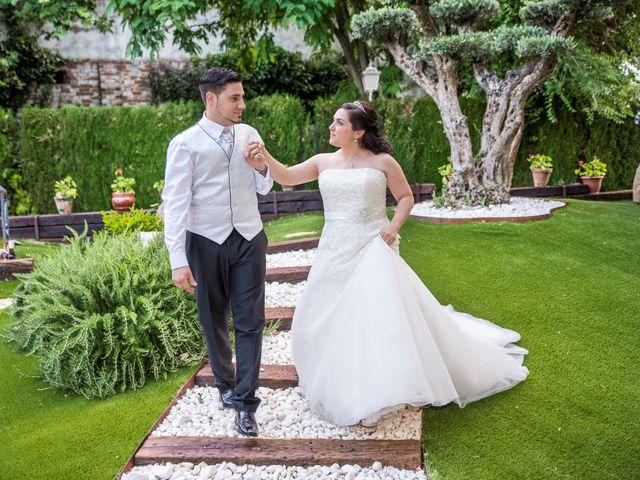 La boda de David y Laura en Illescas, Toledo 37