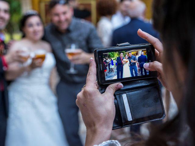 La boda de David y Laura en Illescas, Toledo 38