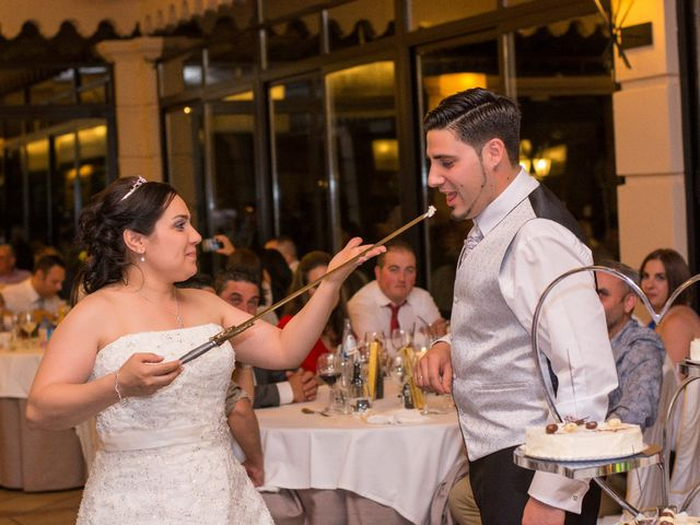 La boda de David y Laura en Illescas, Toledo 39