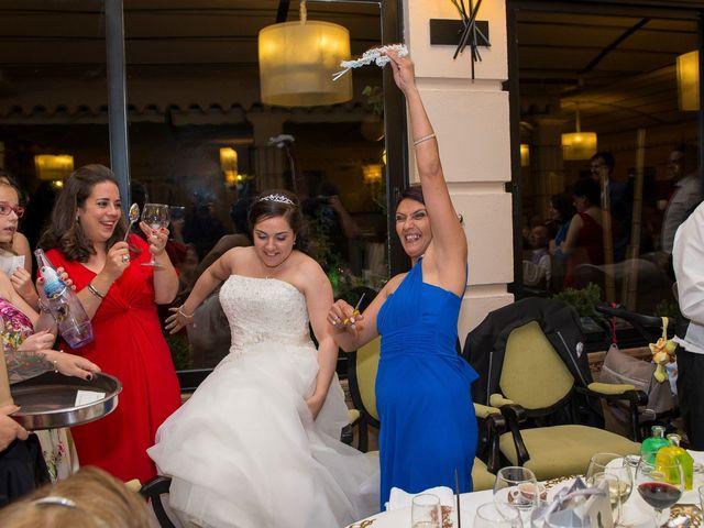 La boda de David y Laura en Illescas, Toledo 42