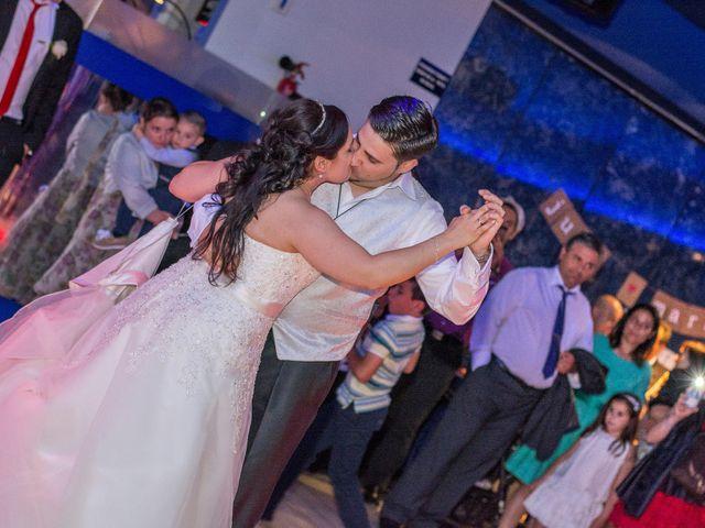 La boda de David y Laura en Illescas, Toledo 50