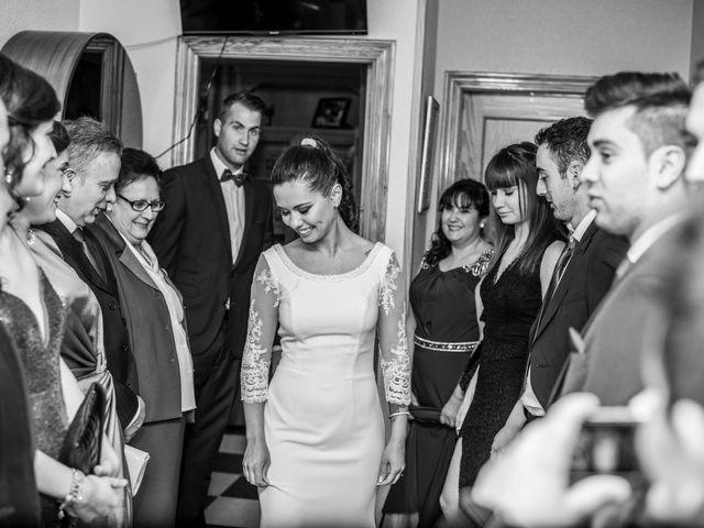 La boda de Enrique y Carmen en Daimiel, Ciudad Real 2