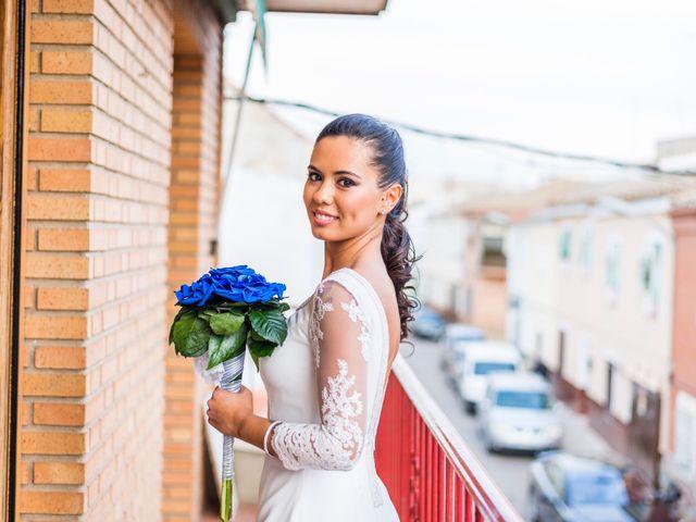 La boda de Enrique y Carmen en Daimiel, Ciudad Real 21