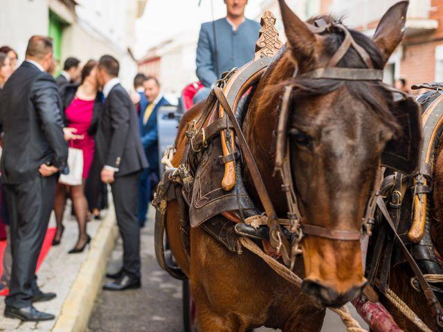 La boda de Enrique y Carmen en Daimiel, Ciudad Real 23