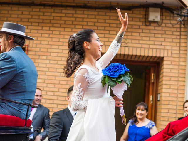 La boda de Enrique y Carmen en Daimiel, Ciudad Real 26