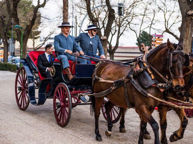 La boda de Enrique y Carmen en Daimiel, Ciudad Real 29