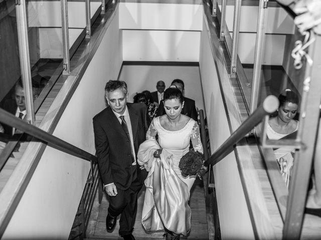 La boda de Enrique y Carmen en Daimiel, Ciudad Real 33