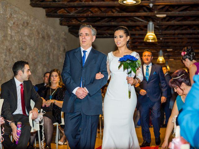 La boda de Enrique y Carmen en Daimiel, Ciudad Real 35