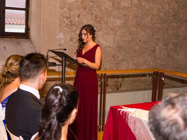 La boda de Enrique y Carmen en Daimiel, Ciudad Real 36