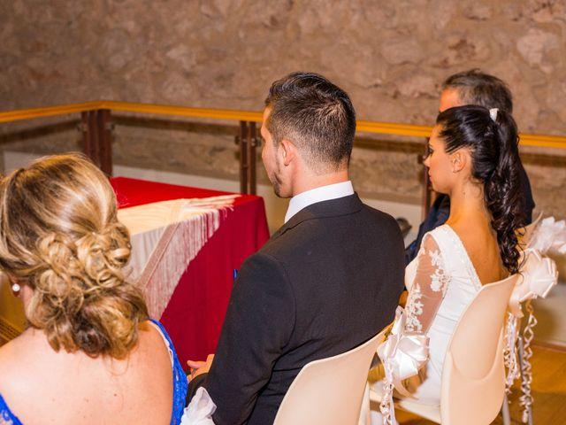 La boda de Enrique y Carmen en Daimiel, Ciudad Real 39