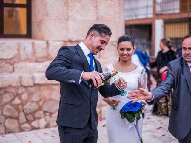 La boda de Enrique y Carmen en Daimiel, Ciudad Real 56