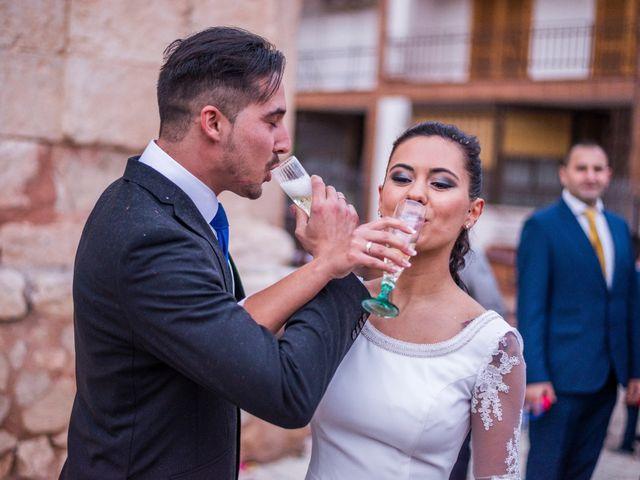 La boda de Enrique y Carmen en Daimiel, Ciudad Real 59