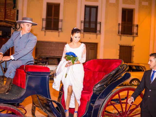 La boda de Enrique y Carmen en Daimiel, Ciudad Real 61