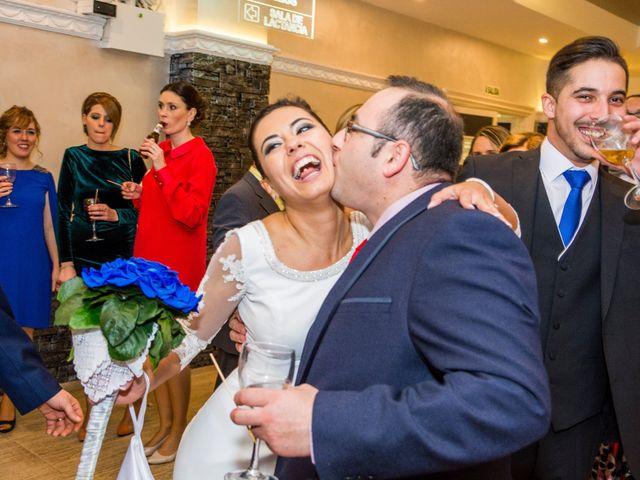 La boda de Enrique y Carmen en Daimiel, Ciudad Real 64
