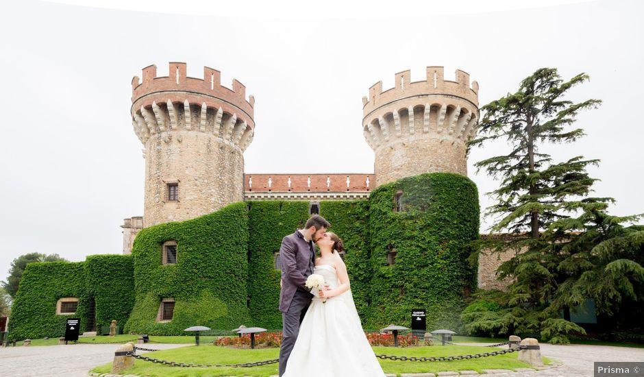 La boda de Jon y Sheila en Peralada, Girona