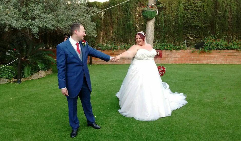 La boda de Aitor  y Jessica  en Alhaurin De La Torre, Málaga