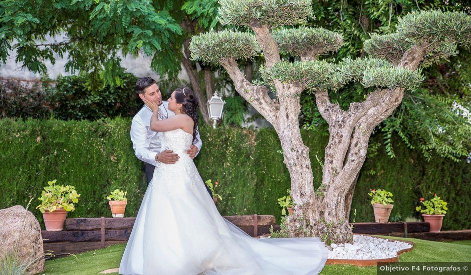 La boda de David y Laura en Illescas, Toledo