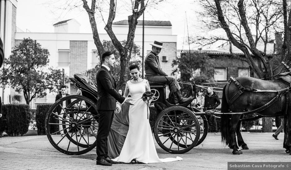 La boda de Enrique y Carmen en Daimiel, Ciudad Real